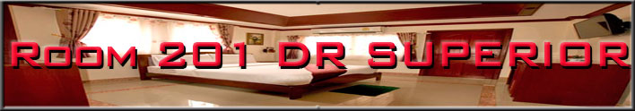 <span>Take a look at our</span> DR SUPERIOR  Guest Room